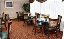Hotel Cafeteria Area