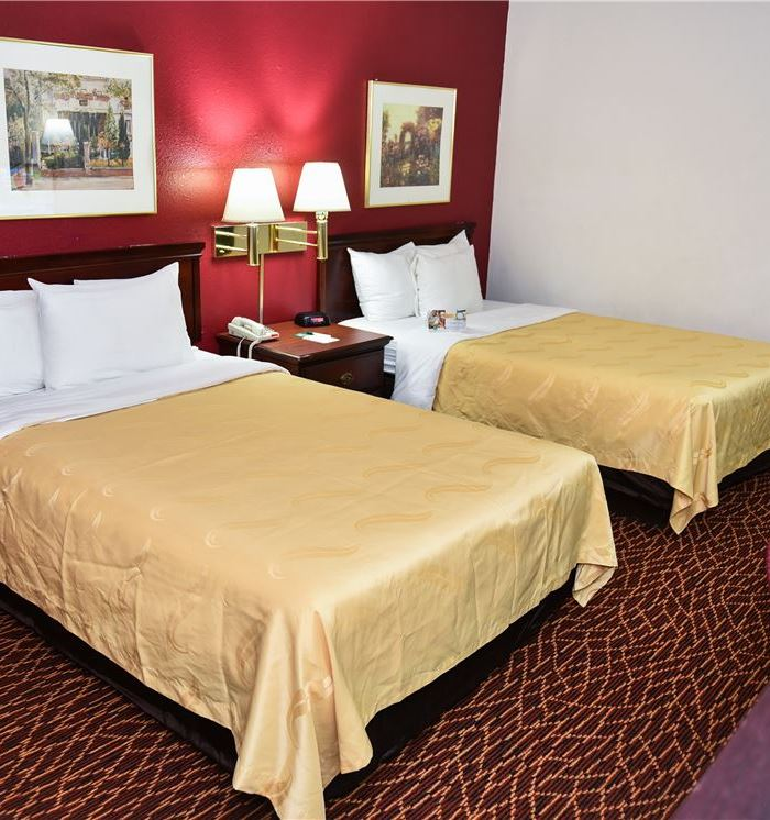 Atlanta, Georgia Hotel Double Room