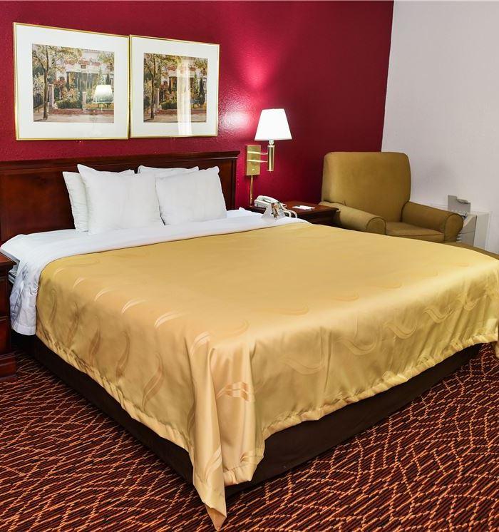 King Room at Atlanta Hotel