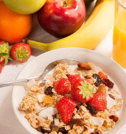 Complimentary Breakfast at Atlanta Hotel