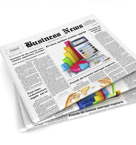 Free Weekday Newspaper by Georgia Hotel